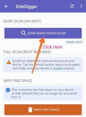 delete photo recover kaise karen