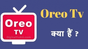 Oreo tv Download